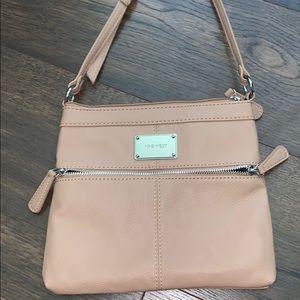 Nine West leather crossbody bag